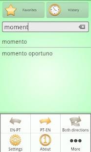 玩書籍App|English Portuguese Dict Free免費|APP試玩
