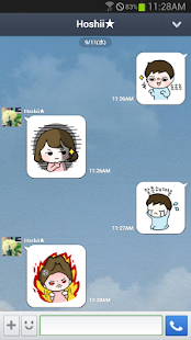 SomiGomi Emoticons - screenshot thumbnail