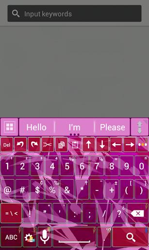 【免費個人化App】AItype主题库粉色א-APP點子