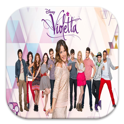 Violetta Game Puzzel_Wallpaper - screenshot