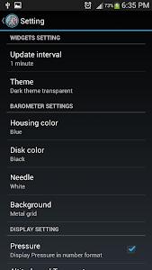Barometer Plus 3.1.7