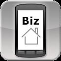 ビジネスホームスクリーン logo