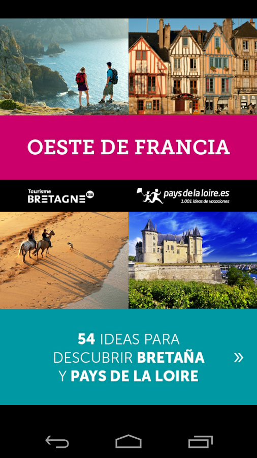 Oeste de Francia- screenshot