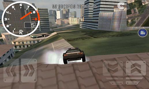 Police-Car-Street-Driving-Sim 12