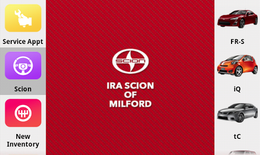 Ira Scion of Milford