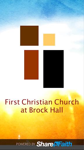 FCC at Brock Hall