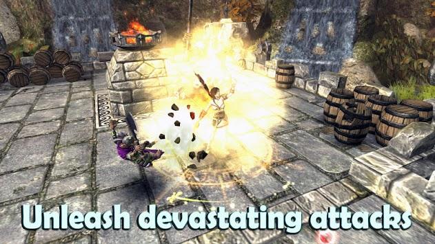 Reign of Amira™: TLK apk screenshot
