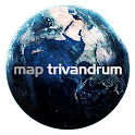 Map Trivandrum logo