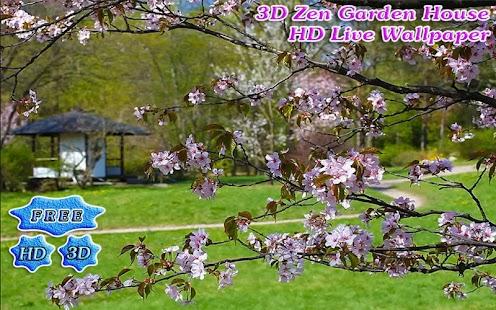 Zen Sakura House in Garden - náhled