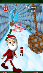 Santa Surfer Adventure- screenshot thumbnail