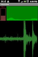Screenshot of VoiceView