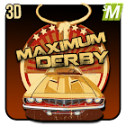 Maximum Derby Racing 3d icon