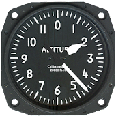 Aviator Clock