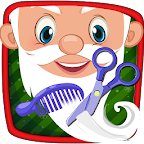 Santa Crazy Beard Salon - Kids