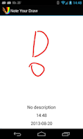 Screenshot of Draw Your Notes - FREE