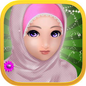 Muslim Dress Up :Hijab Fashion for Android