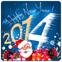2014 New Year Greeting Cards icon