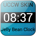 Jelly Bean Clock Widget Donate icon