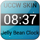 Jelly Bean Clock Widget Donate icon