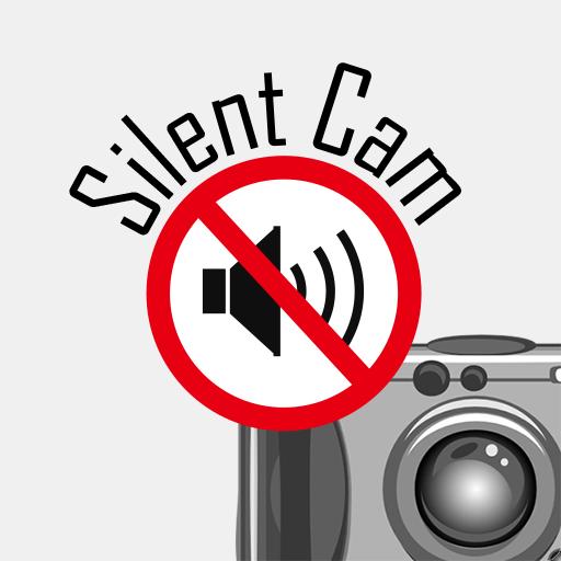 工具の消音可能カメラ SilentCam LOGO-記事Game