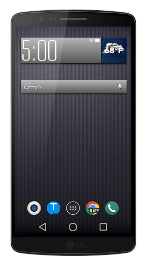 Tranquil for Zooper Widget