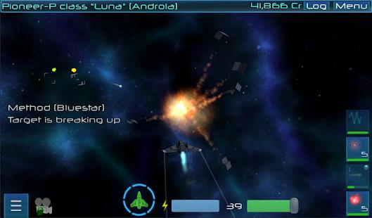 Interstellar Pilot - screenshot thumbnail