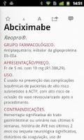 Screenshot of Medicamentos de A a Z Free