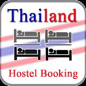 Thailand hostel booking