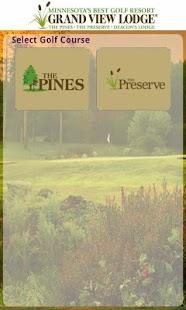 Grand View Golf Tee Times - screenshot thumbnail