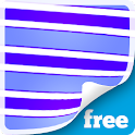 Stripes Live Wallpaper FREE icon