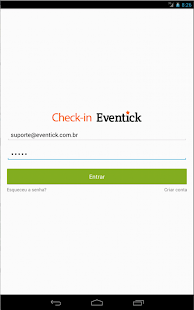 Check-in Eventick- screenshot thumbnail