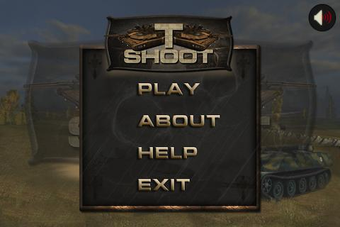 T-Shoot - screenshot