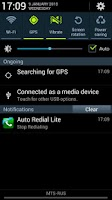 Screenshot of Auto Redial Lite