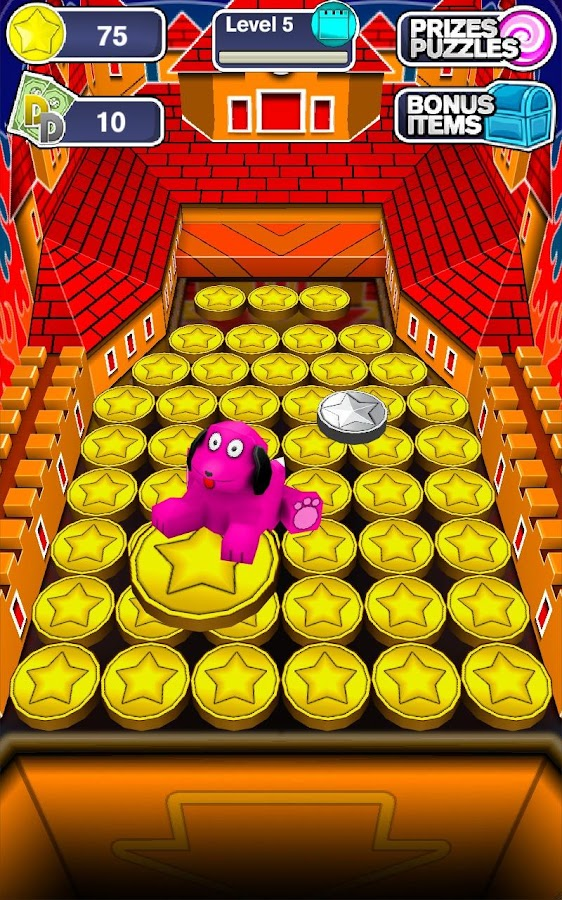 Coin Dozer - screenshot