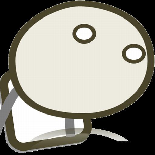 意外と癖になる!タップでモチを跳ね返すゲーム「もちなげ!」 LOGO-APP點子