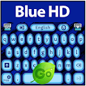 Blue HD Keyboard icon