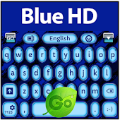 Blue HD Keyboard