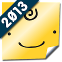 One Page Year 2013 Calendar icon