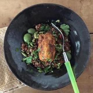 Recipe For Quinoa Con Pollo