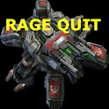 Rage Quit Starcraft 2 Strategy logo