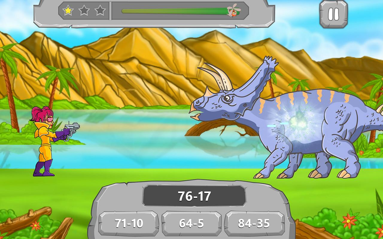 Strange Math Vs Dinosaurs Kids Games Android Apps On Google Play Easy Diy Christmas Decorations Tissureus
