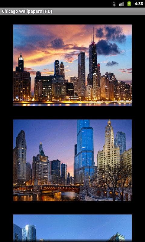 Chicago Wallpapers [HD] - screenshot