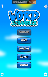 Word Scrambler Free - screenshot thumbnail