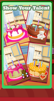 Cheese Cake Maker - Kitchen - screenshot