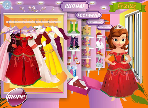 Sofia shopping