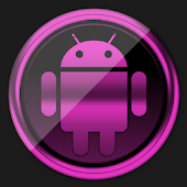 Pink Platinum - Icon Pack