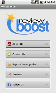 Review Boost - screenshot thumbnail