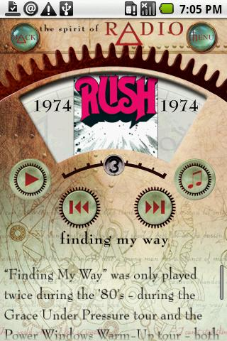 Rush - screenshot