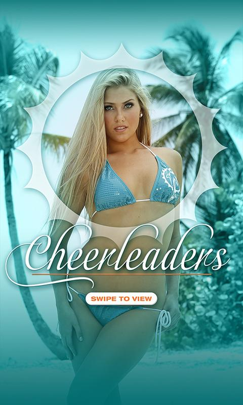 Miami Dolphins Cheerleaders - screenshot