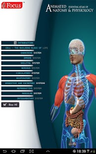 Anatomy & Physiology-Animated- screenshot thumbnail